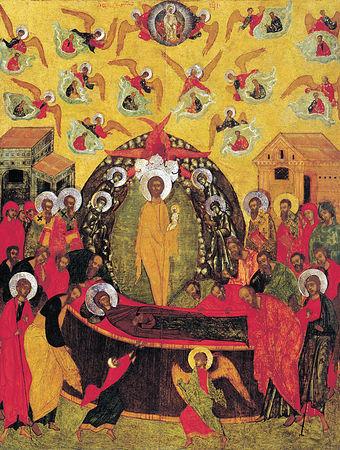 СВЕТИ ГРИГОРИЈЕ ПАЛАМА – БЕСЕДА НА УСПЕЊЕ БОГОРОДИЦЕ