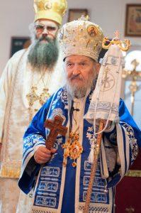 Недеља 16. по Духовдану у манастиру Свете Тројице у Кули