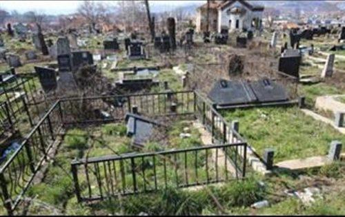 Подсећање: Уништавање гробља и нови инциденти