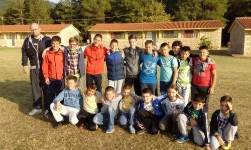 Православни камп за дечаке у Грчкој