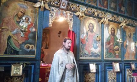 """Јеросхимонах Димитрије (Зографски): """"Православни човек мора да буде убеђен да вера коју он исповеда долази од Бога"""""""
