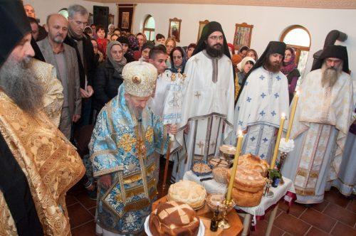 Манастир Светог краља Милутина свечано прославио своју храмовну славу
