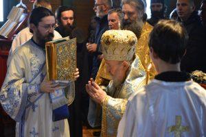Недеља сиропусна у манастиру Светог архиђакона Стефана у Ариљу