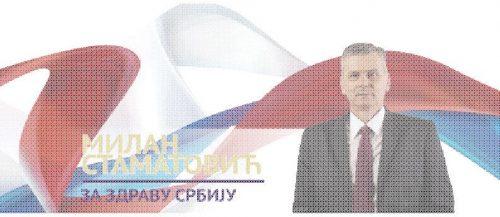 Стаматовић: Вучићу, не фалсификуј Пекића – Косово и Метохија су и прошлост и будућност, а не твоја бабовина да о њима одлучујеш сам!