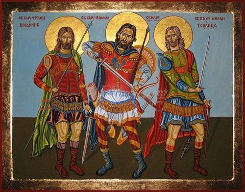 ЗВАЛИ СУ ГА ЗМАЈ ОД РАДАНА: Најбољи мачевалац војске цара Лазара, Косанчић Иван, био је изузетно образован