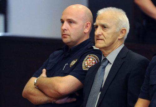 Капетану Драгану казна смањена на 13,5 година