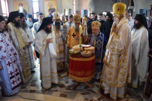 Манастир Светог Јована Крститеља у Љуљацима свечано прославио своју храмовну славу
