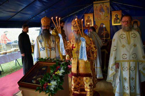 Катакомба Светог Преподобномученика Харитона Косовског у Сурдуку свечано прославила своју другу храмовну славу
