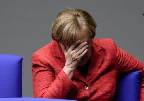 Сумрак Ангеле Меркел и крах Европске Уније