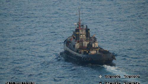 Москва затворила Керчски мореуз за цивилне бродове након провокације Кијева