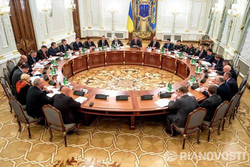 Украјина 26. новембра уводи ратно стање у трајању од 60 дана