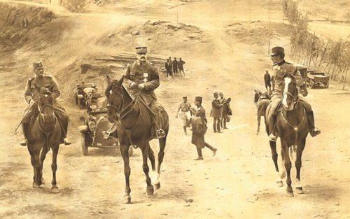 Једно сећање: Како је Београд одликован Легијом части