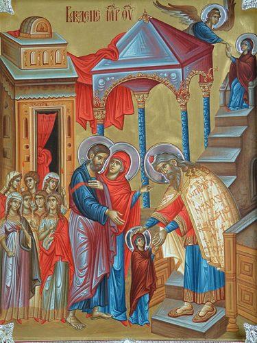 Беседа св. Јустина Ћелијског на Ваведење Свете Дјеве Марије 1977.год у манастиру Ћелије