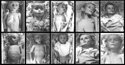 Козарачка деца