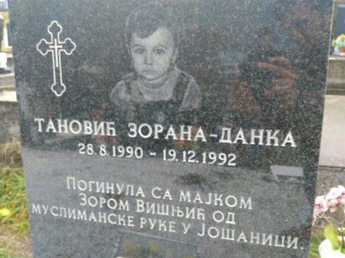 Масакр на Светог Николу: 56 Срба у Горњој Јошаници код Фоче пре 26 година заклано ножевима и секирама