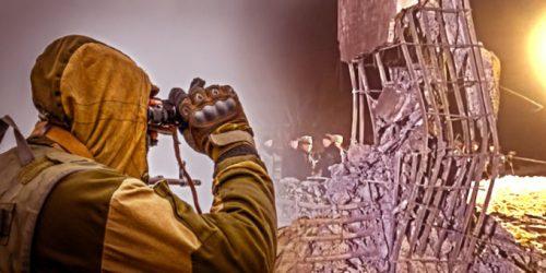 ЕКСПЛОЗИЈА У ДОЊЕЦКУ (ВИДЕО): Украјински диверзанти поново покушали да сруше неуништиви мост