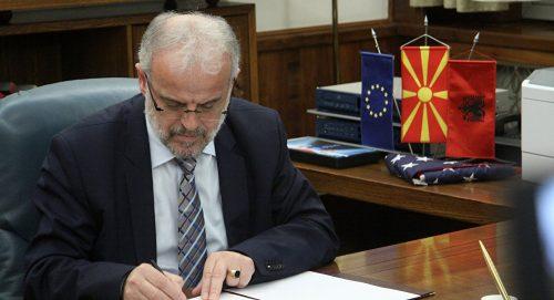 Потписано: Албански постаје други званични језик у Македонији