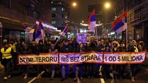 Подршка протестима и са Правног факултета Универзитета Унион