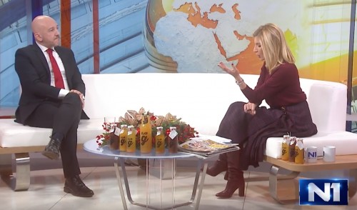 Судија Мајић о Вучићевим речима: То није посао председника Републике