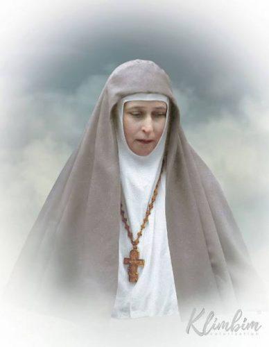 Песма Светој Мати Јелисавети Руској