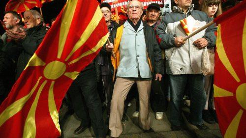 Македонија и НАТО: Потписивање споразума о придруживању