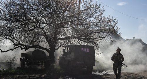 Гранатиран Доњецк: Украјинска војска користила минобацаче