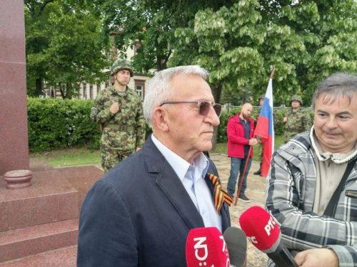 Генерал Лазаревић одговорио Скоту: Убијали сте цивиле, јер нисте могли да нас војнички побиједите