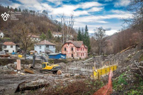 У Европи реке нису гурнуте у цеви
