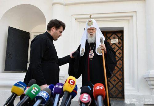 Раскол међу украјинским расколницима: Филарет не признаје ни ПЦУ ни Вартоломејев томос