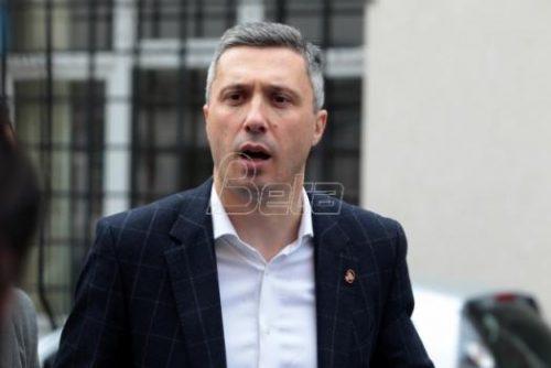 Обрадовић (Двери): Упад Росу на север директан договор Вучића и Тачија