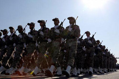 iranian-guard