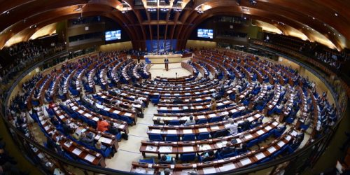 Русија се враћа у Савет Европе