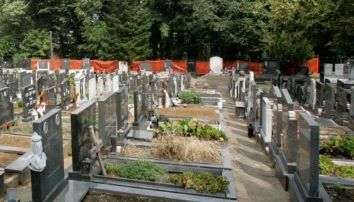 Уништено више од 20 надгробних споменика у Липљану