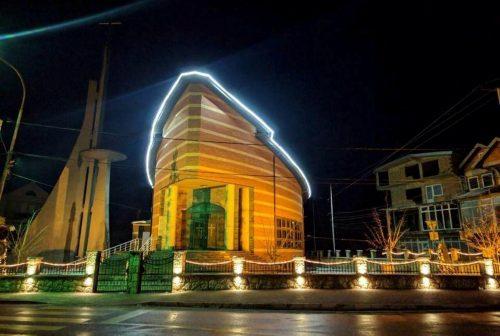 Kaтоличка црква ''Христово срце'' у Косовској Витини - [800x600]
