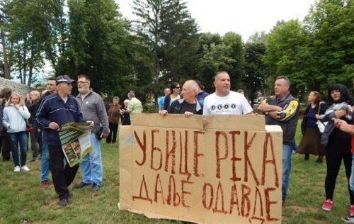 Еколошка побуна: Страже на Старој планини, Стоп за мини-хидроелектране