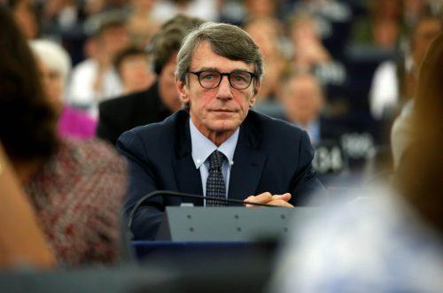 Италијан Давид Сасоли изабран за новог председника Европског парламента