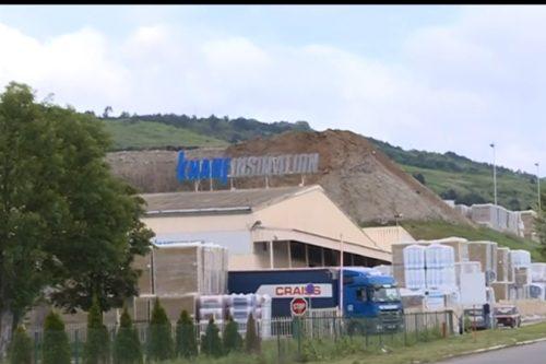 Немачка фабрика Кнауф трује грађане Сурдулице