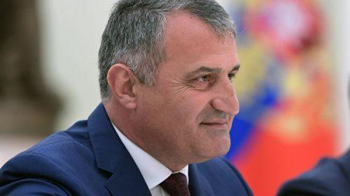 Бибилов: Јужна Осетија треба да уђе у састав Руске Федерације