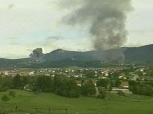 ЗЛОЧИНЦИ СУ КОРИСТИЛИ РАДИОАКТИВНУ МУНИЦИЈУ: На данашњи дан 1995. године почела НАТО агресија на Српску