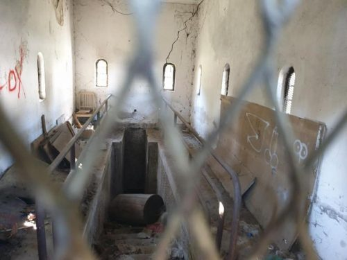 Гробница из 4. века под заштитом државе – под кључем и попут сметлишта