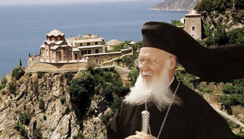 Отворено писмо руског митрополита Светогорцима: Немојте за 30 сребреника издати веру!