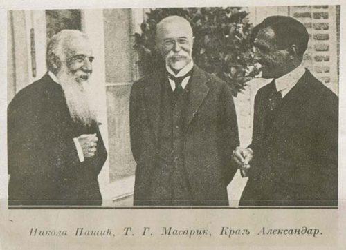 Никола-Пашић-Томаш-Масарик-краљ-Александар