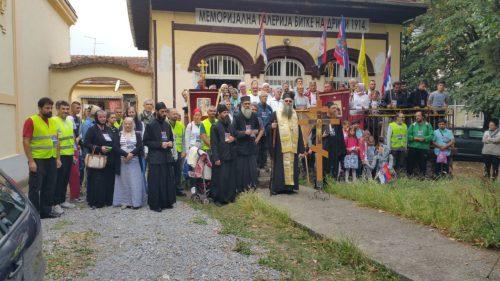 """""""Веруј Србине и бори се као часни преци"""""""