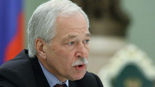 """Гризлов: Представници Кијева одбили су да потпишу """"Штајнмајерову формулу"""""""