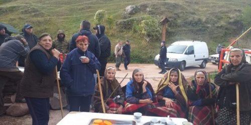 Мeштани Топлог Дола: Саопштење поводом препада инвеститора и његових плаћеника на наше село