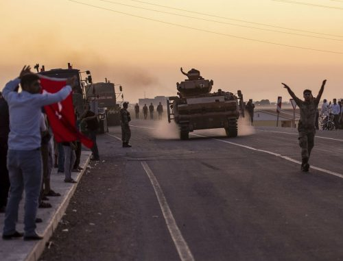 Зашто је Ердоган покренуо офанзиву у Сирији?
