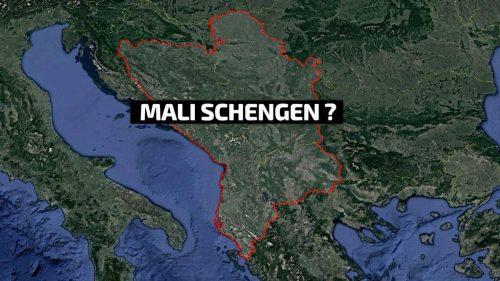"Копривица: ""Мали Шенген"" – велика Албанија"