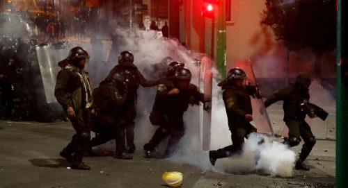 Русија: Ситуација у Боливији по обрасцу инсценираног државног удара