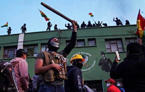 Моралес објавио да се Боливија суочила са покушајем државног преврата