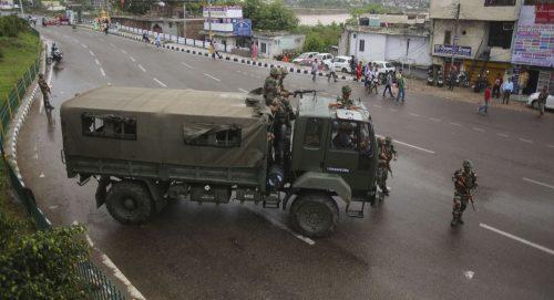 indija vojska